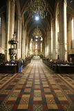 Church interior Royalty Free Stock Images