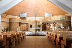 Church interior. A photo of church interior royalty free stock photos