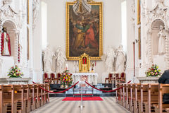 Free Church Interior Altar Of St Peter St Paul Church Stock Images - 74024794