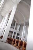 Church interior Bratislava Stock Photos