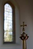 Church interior. Stock Photos