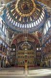 Church interior - iconostasis Stock Photography