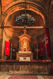 Church Interior.jpg Royalty Free Stock Photos