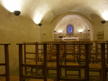 Church Interior Royalty Free Stock Photos