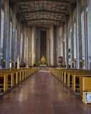 Church interior, Munich, Bavaria Germany Royalty Free Stock Photo