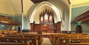Church interior Portland Oregon. Stock Image