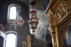 Church interior religion holy. Old Royalty Free Stock Photography