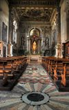 church interior, Venice Royalty Free Stock Photos