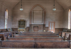 Church Interiors Royalty Free Stock Photo