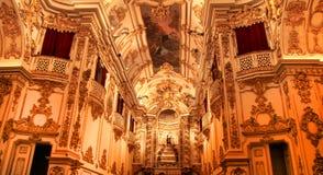 Church Interiors In Rio Stock Photography