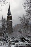 Church in Interlaken Royalty Free Stock Photos
