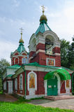 Church of Introductions of Mother of God in Temple, Kalyazin Stock Photo
