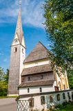 Church in Inzell Stock Photo