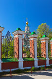 Church of Ioann warrior on Yakimanka in Moscow Russia Royalty Free Stock Photography