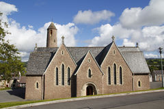Church in Ireland Stock Photo