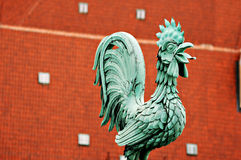 Church Iron Rooster Royalty Free Stock Images