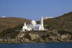 Church at Island Royalty Free Stock Photography