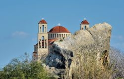 Church island cyprus Royalty Free Stock Photography