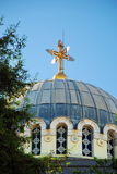 Church, Istanbul, Tukey. A church in Kadikoy, Istanbul, Turkey Royalty Free Stock Photos