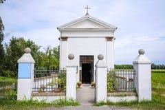 Church in Italian countryside Royalty Free Stock Photos