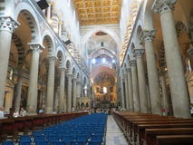 Church in Italy.  Stock Photography