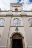 Church Itatiba Sao Paulo Royalty Free Stock Photography