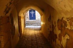 Church at the Jaffa Royalty Free Stock Photography