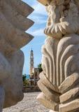 Church in Jaffa Stock Photography