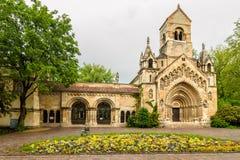 Church Jak Chapel in The ajdahunjad royalty free stock photos