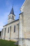 Church of Jamble, burgundy, France Stock Photos