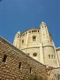 A church in Jerusalem. Old city Royalty Free Stock Photography