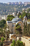The Church  in Jerusalem Stock Images