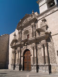 Church of the Jesuits Stock Images