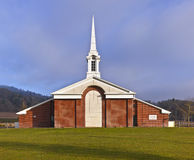 Church of Jesus Christ Latter Day Saints Oregon. Stock Photo