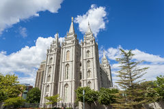 The Church of Jesus Christ of Latter-day Saints' Temple Stock Photos