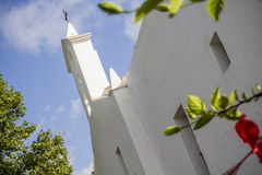 Church of Jesus, Ibiza, Spain Stock Photography