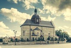 Church in Kamjanets-Podolsk Royalty Free Stock Photos