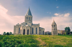 Church in Karabakh Stock Image
