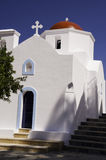 Church in Karpathos, Greece Stock Photos