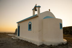 Church in Karpathos, Greece Royalty Free Stock Photos