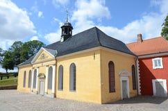 Church of Kastellet fortress, Copenhagen, Denmark Stock Photography