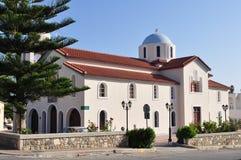 Church in Kato Pili,island Kos Stock Image