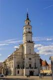 Church in Kaunas Royalty Free Stock Image
