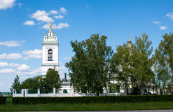 Church of the Kazan Icon of the Mother of God in Konstantinovo Stock Photography