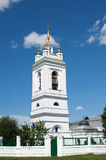 Church of the Kazan Icon of the Mother of God in Konstantinovo Royalty Free Stock Photos