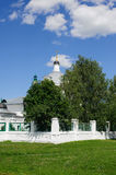 Church of the Kazan Icon of the Mother of God in Konstantinovo Royalty Free Stock Images