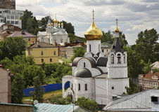 Church of the Kazan Icon of the Mother of God. Russia Royalty Free Stock Images