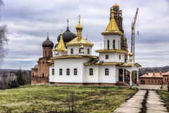 Church of the Kazan Icon of the Mother of God. Stock Photography