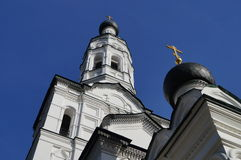 Church of the Kazan icon of the Mother of God Stock Photo