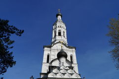 Church of the Kazan icon of the Mother of God Stock Images
